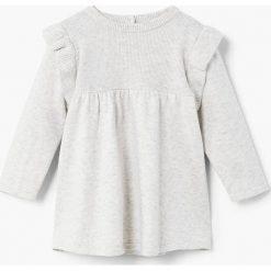 Odzież dziecięca: Mango Kids – Sukienka dziecięca Sorbet 62-80 cm