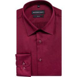 KOSZULA KDAS000170 SIMONE. Czerwone koszule męskie na spinki marki Cropp, l. Za 169,00 zł.