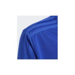Bluzy dresowe Dziecko adidas  Bluza Condivo 18. Niebieskie bluzy chłopięce Adidas, z dresówki. Za 179,00 zł.