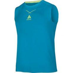 Odlo Koszulka męska Ceramicool Singlet niebieska r. XL (160232/20336). Białe t-shirty męskie marki Adidas, l, z jersey, do piłki nożnej. Za 119,95 zł.