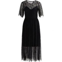 Sukienki: YAS YASAMINA Długa sukienka black