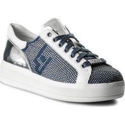 Sneakersy damskie: Sneakersy LIU JO - Sneaker Rose B18019 T2030 Denim 00737