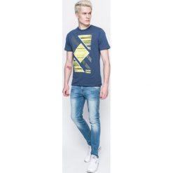Mustang - Jeansy Frisco. Niebieskie jeansy męskie relaxed fit marki House, z jeansu. W wyprzedaży za 159,90 zł.