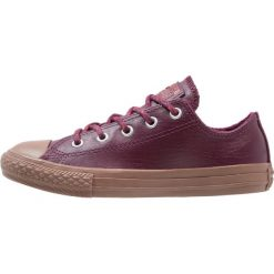 Converse CHUCK TAYLOR ALL STAR OX DARK SANGRIA/TERRA RED YOUTH Tenisówki i Trampki dark sangria/terra red. Szare trampki chłopięce marki Converse, z materiału, na sznurówki. W wyprzedaży za 167,20 zł.