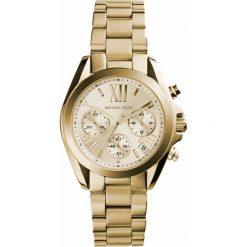 ZEGAREK MICHAEL KORS BRADSHAW MK5798. Żółte zegarki damskie marki Michael Kors, ze stali. Za 1299,00 zł.
