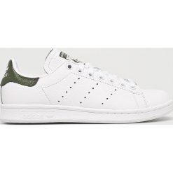 Adidas Originals - Buty Stan Smith. Szare buty sportowe damskie adidas Originals, z gumy. Za 379,90 zł.