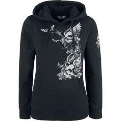 Black Premium by EMP Promises Bluza z kapturem damska czarny. Czarne bluzy z kapturem damskie marki Black Premium by EMP, xl, z poliesteru. Za 149,90 zł.