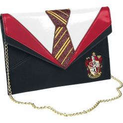 Harry Potter Danielle Nicole - Gryffindor Torebka - Handbag czarny/czerwony. Czarne torebki klasyczne damskie Harry Potter, z aplikacjami, z aplikacjami. Za 199,90 zł.