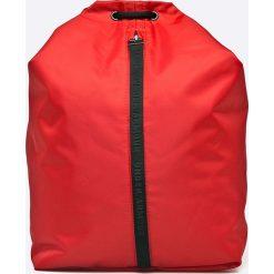 Under Armour - Plecak. Szare plecaki damskie marki Under Armour, l, z dzianiny, z kapturem. W wyprzedaży za 119,90 zł.