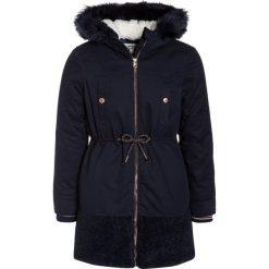 Friboo Płaszcz zimowy blue. Niebieskie kurtki chłopięce zimowe marki Retour Jeans, z bawełny. W wyprzedaży za 167,20 zł.