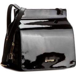 Torebka GINO ROSSI - Lobamba XC2933-ELB-BLBG-9999-T S 99/99. Czarne torebki klasyczne damskie Gino Rossi, z lakierowanej skóry, lakierowane. W wyprzedaży za 339,00 zł.