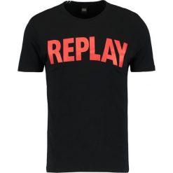 T-shirty chłopięce z nadrukiem: Replay Tshirt z nadrukiem blackboard