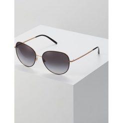 Dolce&Gabbana Okulary przeciwsłoneczne grey. Szare okulary przeciwsłoneczne damskie lenonki marki Dolce&Gabbana. Za 989,00 zł.