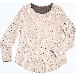 Marie Lund - Damska koszulka od piżamy, beżowy. Brązowe piżamy damskie marki Marie Lund, m, z dżerseju. Za 49,95 zł.