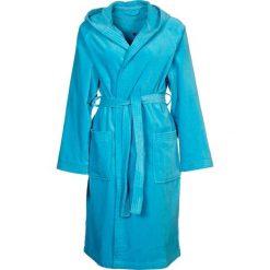 Vossen TEXAS Szlafrok blau. Niebieskie szlafroki damskie Vossen, l, z bawełny. W wyprzedaży za 251,10 zł.