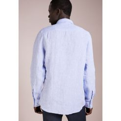 Koszule męskie na spinki: J.LINDEBERG DANIEL Koszula light blue melange