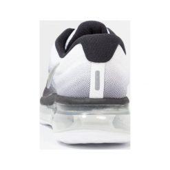 Nike Performance AIR MAX 2017 BG Obuwie do biegania treningowe black/white. Szare buty sportowe chłopięce Nike Performance, z materiału. W wyprzedaży za 433,30 zł.