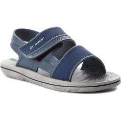 Sandały chłopięce: Sandały RIDER – Sandal Kids 82196 Grey/Blue 21929