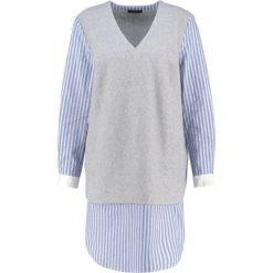 Sukienki hiszpanki: Sisley Sukienka letnia blue