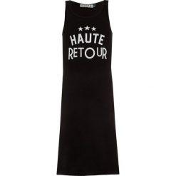 Sukienki dziewczęce: Retour Jeans ASSUNTA Długa sukienka black