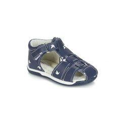 Sandały Dziecko  André  ORIGAMI. Niebieskie sandały chłopięce Andre. Za 135,20 zł.