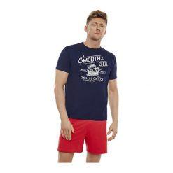 Piżama Edge 35738-59X Granatowo-czerwona. Czerwone piżamy męskie Henderson, m, z bawełny. Za 83,50 zł.