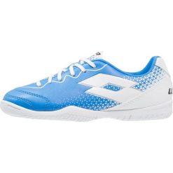 Lotto SPIDER 700 XV ID Halówki blue atlas/white. Niebieskie buty skate męskie Lotto, z gumy. Za 169,00 zł.