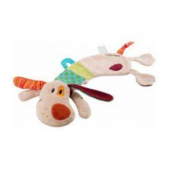Przytulanki i maskotki: Lilliputiens – Pies Jef Pacynka Kocyk przytulanka w pudełku 86543