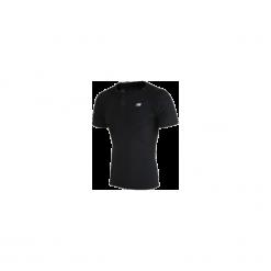 Koszulka kompresyjna - MT710135BK. Czerwone koszulki do piłki nożnej męskie marki New Balance, na jesień, m, z materiału. Za 129,99 zł.