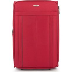 Walizka duża V25-3S-273-30. Czarne walizki marki Wittchen, z gumy, duże. Za 169,00 zł.