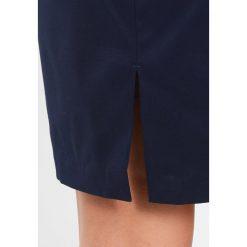 Spódniczki: Benetton OFFICE PENCIL SKIRT  Spódnica ołówkowa  dark blue