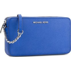 Listonoszki damskie: Torebka MICHAEL KORS – Jet Set Travel 32T6GTVC6L Electric Blue