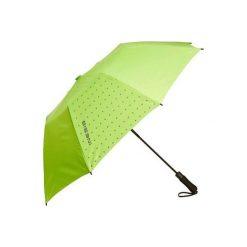 Parasol do golfa 100 UV. Żółte parasole marki INESIS. Za 49,99 zł.