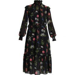 Ted Baker SIMARRA Długa sukienka black. Czarne długie sukienki marki Ted Baker, z materiału. Za 949,00 zł.