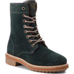 Trapery GANT - Natalie 17543926 Pine Green G761. Zielone buty zimowe damskie GANT, ze skóry. Za 739,90 zł.