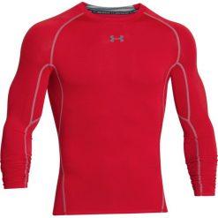 Under Armour Koszulka męska HeatGear LS Compression czerwona r. S (1257471-600). Czerwone koszulki sportowe męskie marki Under Armour, m. Za 121,74 zł.