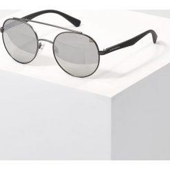 Okulary przeciwsłoneczne męskie: Emporio Armani Okulary przeciwsłoneczne gunmetal/light grey mirror silver