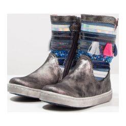 Botki damskie lity: Shoesme URBAN Botki silver
