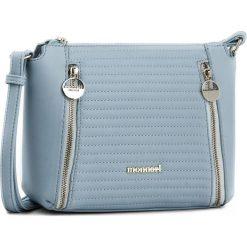 Torebka MONNARI - BAG2700-012 Blue. Niebieskie listonoszki damskie Monnari, ze skóry ekologicznej. W wyprzedaży za 129,00 zł.