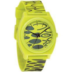 Biżuteria i zegarki damskie: Zegarek unisex Citron Wildstyle Nixon Time Teller P A1191590