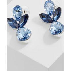 Kolczyki damskie: SNÖ of Sweden NOEMI DROP EARRING Kolczyki silvercoloured/blue