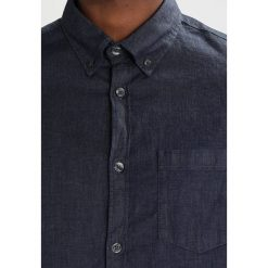 Koszule męskie na spinki: Burton Menswear London Koszula dark denim