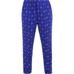 Piżamy damskie: Free People UP Spodnie od piżamy blue