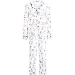 Piżamy damskie: PJ Salvage DOGS ON DISPLAY SET Piżama ivory