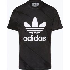 Adidas Originals - T-shirt męski, czarny. Czarne t-shirty męskie adidas Originals, l, z bawełny. Za 179,95 zł.