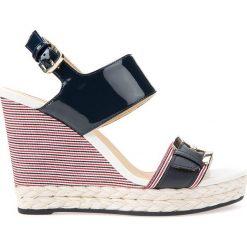 Sandały damskie: Sandały GEOX D JANIRA