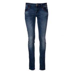 Desigual Jeansy Damskie 30 Niebieskie. Niebieskie jeansy damskie marki Desigual. W wyprzedaży za 319,00 zł.