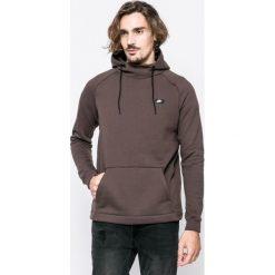Nike Sportswear - Bluza. Szare bejsbolówki męskie Nike Sportswear, m, z bawełny, z kapturem. W wyprzedaży za 139,90 zł.