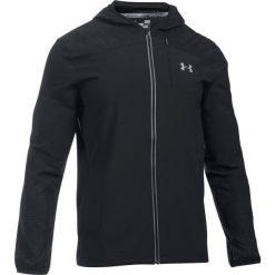 Bluzy męskie: Under Armour Bluza storm1 Printed Jacket Black Black Reflective