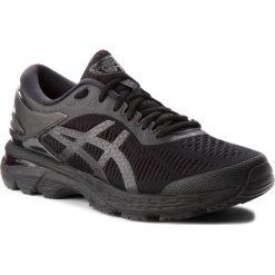 Buty ASICS - Gel-Kayano 25 1011A019  Black/Black 002. Czarne buty do biegania męskie Asics, z materiału, asics gel kayano. W wyprzedaży za 529,00 zł.